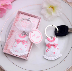 WHR2016 Cute-As-Can-Be Key Chain Favor- As Low As RM4.70 / Pc
