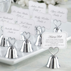 WPCH2026 Love Bell Place Card Holders -As Low As RM3.80/ Pc