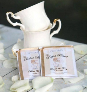 STB3001 Personalize Tea Bag Favors -as low as RM2.80 (Min order 50pkt)