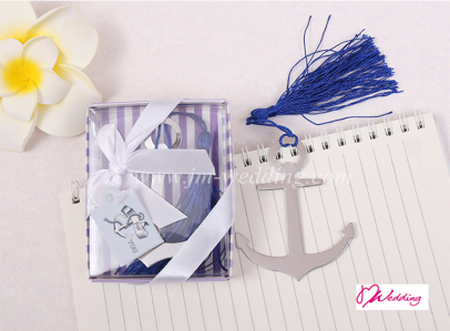 WBM2036 Nautical Themed Anchor Bookmark - As Low As RM1.62/Pc