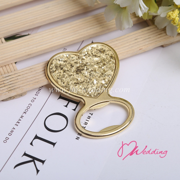 WBO2060 Glitter Heart Bottle Opener -As Low As RM4.00/Pc