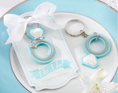 "WHR2012 ""I DO, I DO!"" Engagement Ring Keychain - As low as RM3.70 / Pc"
