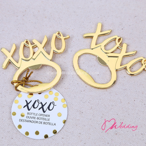WBO2050 XOXO Bottle Opener  - As low as RM4.60 /Pc