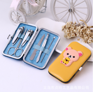 WMSO2018 Cartoon Purse Manicure Set  Favors (Yellow) - As low as RM5.80 / Pc