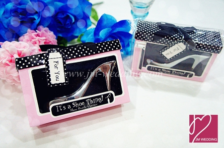 WBO2004 Cinderella Wedding Bottle Opener - As Low As RM5.40 /Pc