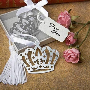 WBM2023  Crown Bookmark- As low As RM 1.62 /pc