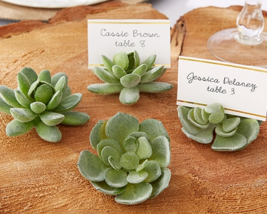WPCH2036 Succulent Place Card Holder - As Low As RM3.52/Pc
