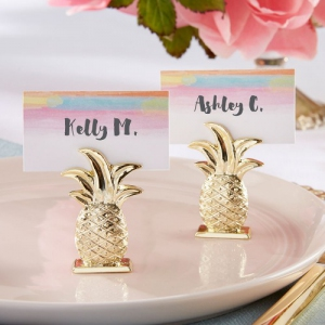 WPCH2028 Pineapple Place Card Holders - As Low As RM3.52/Pc