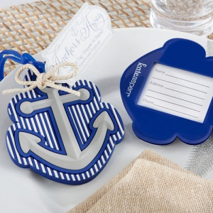 WLT2011 Anchor Luggage Tag - As Low As RM6.09/Pc