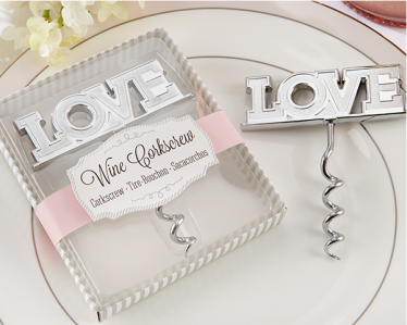 "WBO2021 ""Love"" Wine Corkscrew Bottle Opener - As Low As RM5.40 /  Pc"