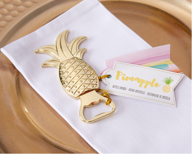WBO2032 Gold Pineapple Bottle Opener - As Low RM5.00/Pc