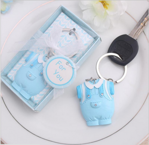 WHR2015 Adorable Onesie Keychain  - As Low As RM4.70 / Pc