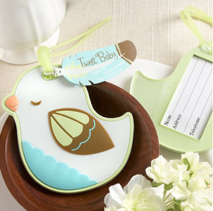 "WLT2006 ""Tweet Baby"" Bird Luggage Tag - As Low As RM6.09 /Pc"