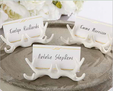 WPCH2034 Antler Place Card Holder - As Low As RM3.31/Pc