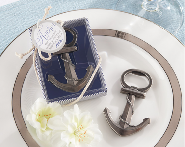 "WBO2030 ""Anchor"" Nautical-Themed Bottle Opener - As Low As RM3.50 /  Pc"