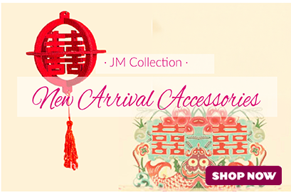 New Arrival Accessories 中式新品
