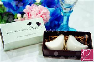 WMSB2003 Love Birds Salt and Pepper Shakers - As Low As RM3.30 / Box