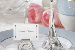WPCH2011 Mini Eiffel Tower Place Card Holders - As Low As RM4.30 /Pc