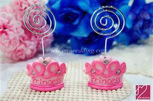 WPCH2015-2 Princess Place Card Holder - As Low As RM3.10 /Pc
