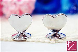 "WPCH2017 ""Heart "" Place Card Holder - As Low As RM2.11 /Pc"