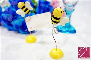 "WPCH2018 ""Sweet as Can Bee"" Place Card Holder -As Low As 4.15/ Pc"