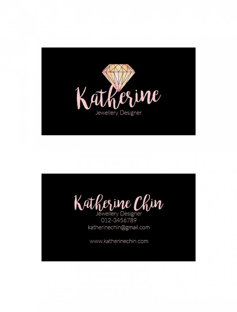 SBC3007 Personalize Business Cards - Business Cards - PRINTING SERVICES