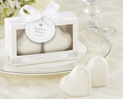 WMSB2019 A Dash of Love Salt & Pepper Shakers - As Low As RM3.20 / Box