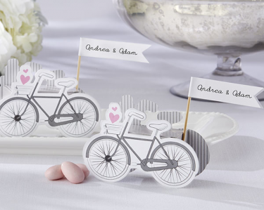 WPB2038 Vintage-inspired Bicycle Favor Box  - As Low As RM 0.65 / Pc