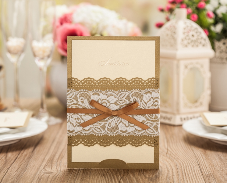 BWI5095 Bhands Korea Invitation Cards - As Low As RM6.65/Pc