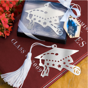 WBM2039 Graduation Cap Bookmarks