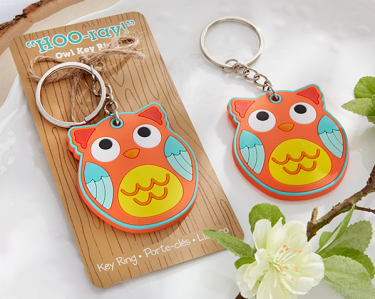 "WHR2011 ""HOO-ray!"" Owl Key Ring - As low as RM3.70 / Pc"