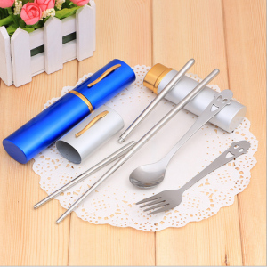 WFS2052 Simple & Easy To Carry Fork & Spoon (Dining Set) - As Low As RM 5.70 / Set