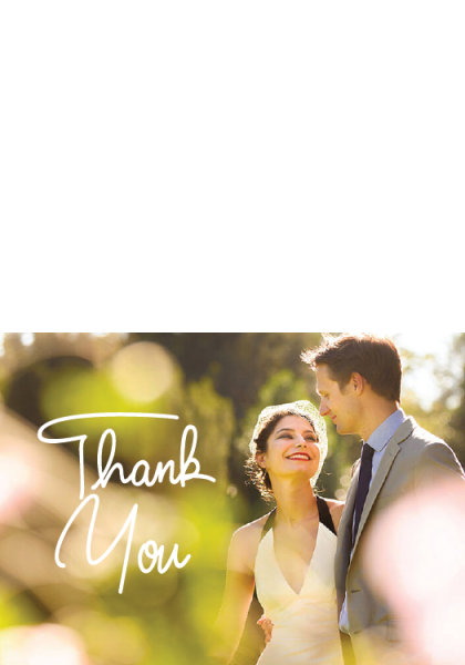 STY3001 Personalize Thank You Cards