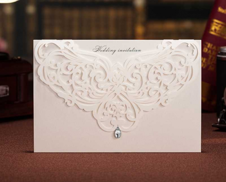 BWI3129  Bhands Korea Invitation Cards - As Low As RM3.80/Pc