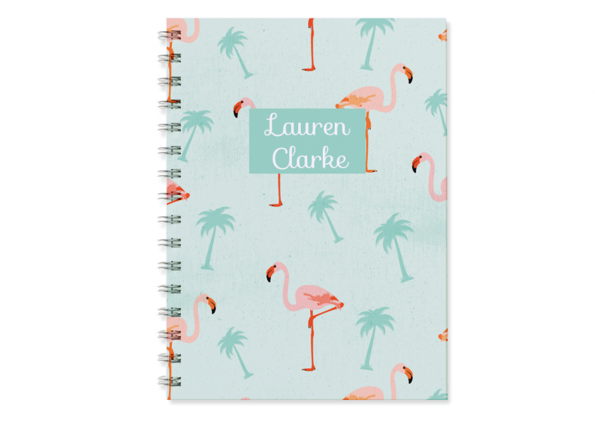 SNO3003 Personalize Notepad Or Notebook
