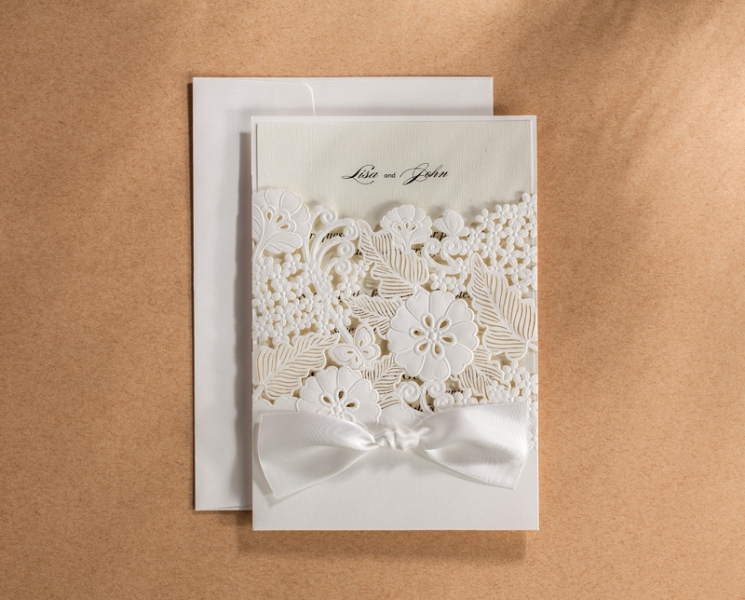 BWI5179 Bhands Korea Invitation Cards - As Low As RM5.15/Pc