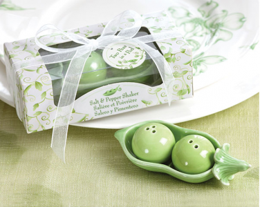 WMSB2004 Two Peas in a Pod Salt and Pepper Shakers - As Low As RM3.90 / Box