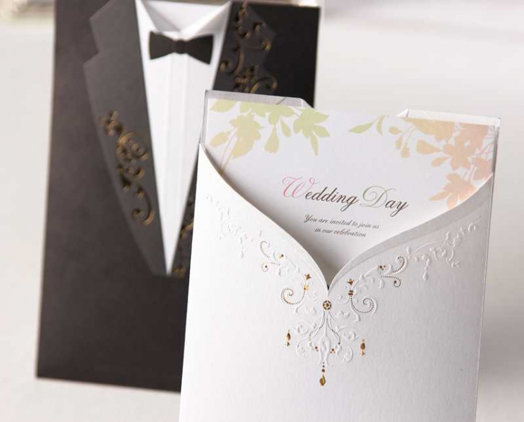 BWI2011  Bhands Korea Invitation Cards - As Low As RM3.55/Pc