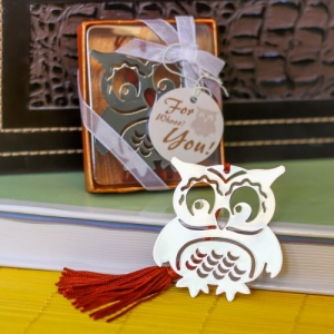 WBM2030 Owl Bookmark
