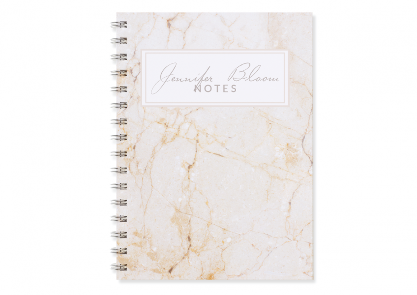 SNO3001 Personalize Notepad Or Notebook