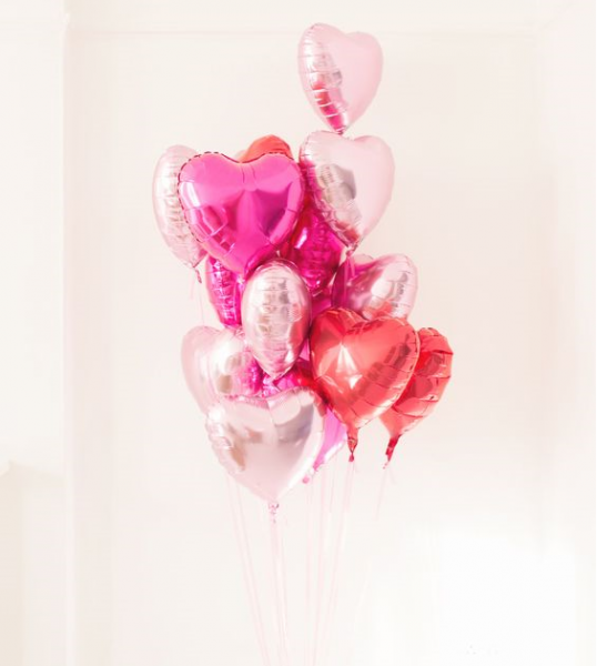 CBAL1005 Heart Shape Balloon (10 inch / 18inches) - As Low As