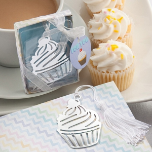 WBM2038  Cupcake Design Bookmark