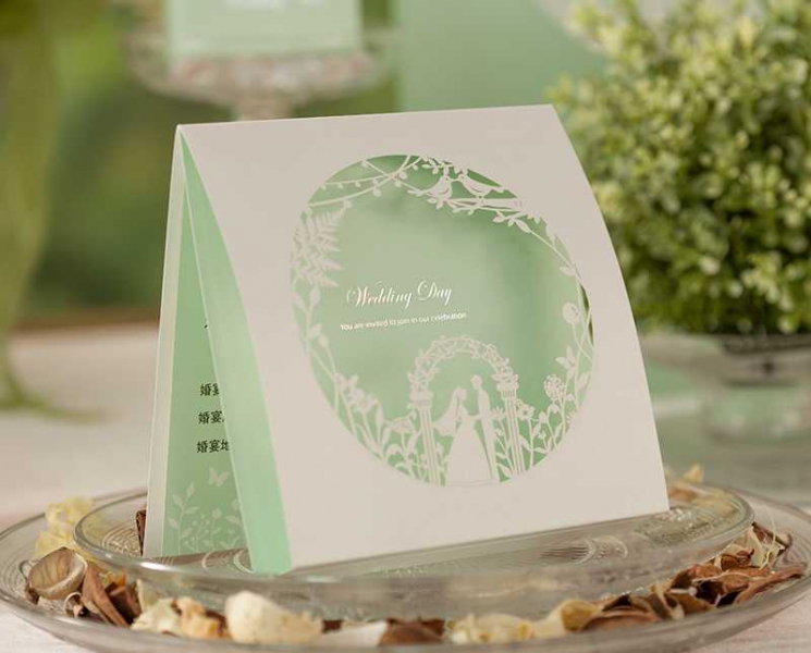 BWI006 Bhands Korea Invitation Cards - As Low As RM3.99/Pc