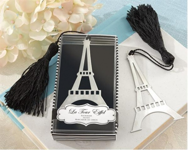 WBM2019 Eiffel Tower Bookmark