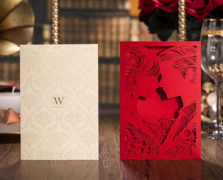 BWI020 Bhands Korea Invitation Cards - As Low As RM4.80/Pc