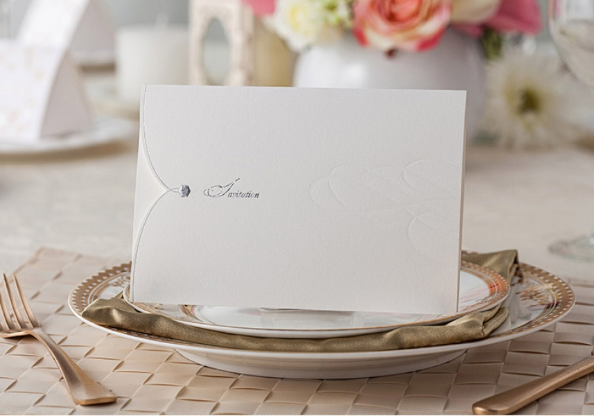 BWI1145  Bhands Korea Invitation Cards - As Low As RM3.80/Pc