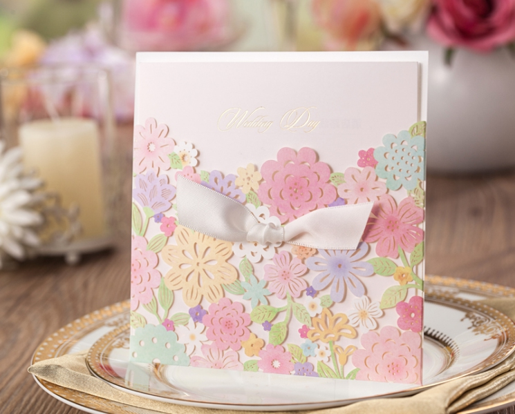 BWI5031 Bhands Korea Invitation Cards - As Low As RM4.80/Pc