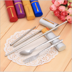 WFS2051 Simple & Easy To Carry  Fork & Spoon (Teatime Set) - As Low As RM 3.00 / Set