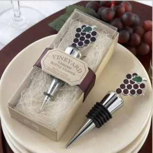 WWS2018 Vineyard Grapes Bottle Stopper  - As low as RM5.99 / Pc