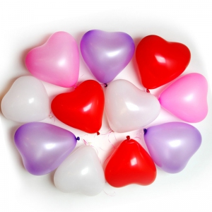 LGBAL1001 Mini Heart Balloon15cm
